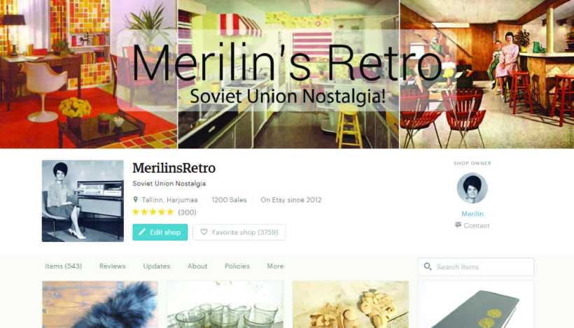 Merilin's Retro